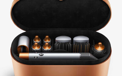 Limited Edition Copper Dyson Airwrap Styler